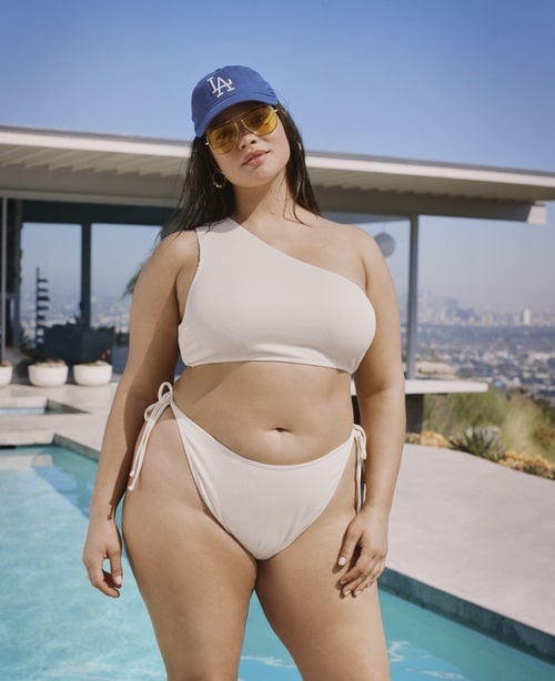 maillot bain grande taille nasty gal
