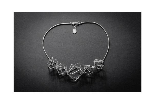 Moïa collier pendentif archi