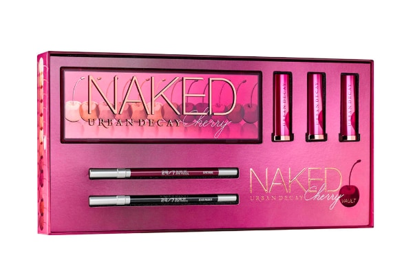 Urban Decay Naked Cherry kit