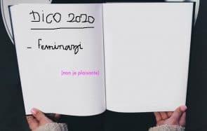 Charge mentale, inclusif, et autres nouveaux mots du dico 2020
