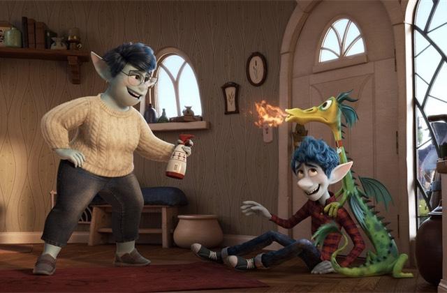 Pixar te transporte dans l'univers magique d'En Avant avec son nouveau trailer !