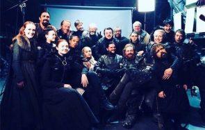 Le cast de Game of Thrones fait ses adieux à la série et c'est la chialade assurée