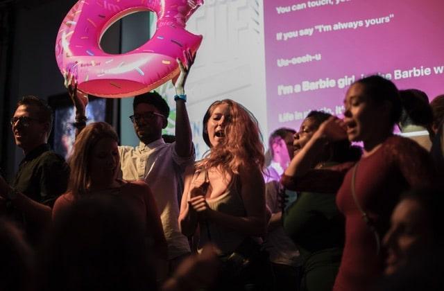 Viens chanter et danser à la Grosse Teuf de rentrée le 13 septembre !