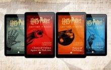 Quatre nouveaux livres Harry Potter sortent cet été