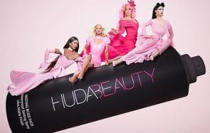 Spray fixateur Huda Beauty Resting Boss Face