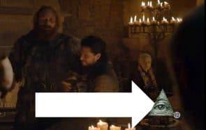 HBO s'explique sur le gobelet dans Game of Thrones S8E4
