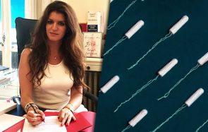 Précarité et hygiène menstruelle sont enfin étudiées par la politique française