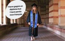 Partir vivre à l'étranger a ravager mon français
