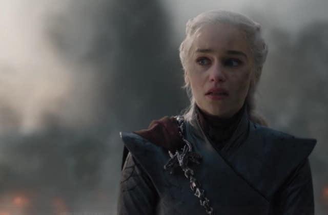 Pourquoi Daenerys a-t-elle fait ÇA dans Game of Thrones S8E5?