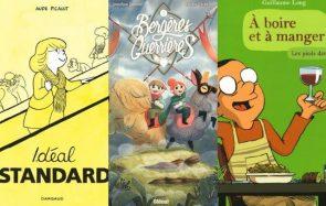 3 bandes dessinées à dévorer