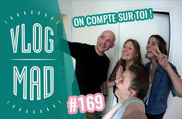 VlogMad n°169 — Mets tes dessins dans nos vidéos !