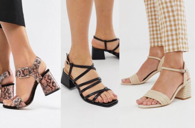Une sélection de sandales pour commencer à dévoiler tes petits pieds !