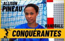 Le handball, la force de l'équipe (Conquérantes, ép. 3)