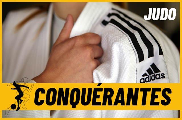 Le judo, la voie de la confiance en soi (Conquérantes ép. 5)