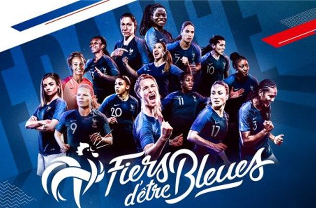 La Coupe du Monde féminine de foot, c'est parti!