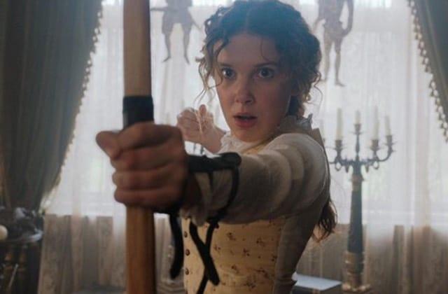 Millie Bobby Brown sera Enola Holmes sur Netflix en septembre