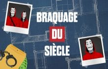 Braque une banque dans l'Escape Game inspiré par La Casa de Papel!