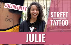 Julinfinity et ses tatouages en hommage à Harry Potter (entre autres)