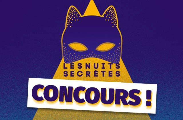 Concours terminé — Gagne ton pass 3 jours + camping pour les Nuits Secrètes