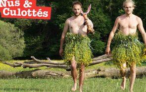 Nus & Culottés, mon émission préférée: voyager à poil et sans thune!