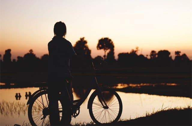 Je voyage pendant un an seule au Japon… À vélo !