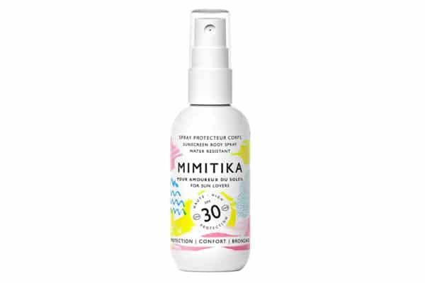 spray solaire Mimitika
