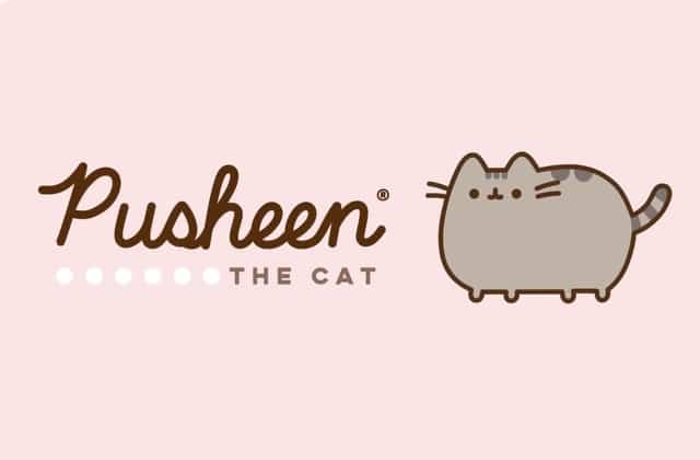 L'adorable gros chat Pusheen a sa propre chaîne YouTube