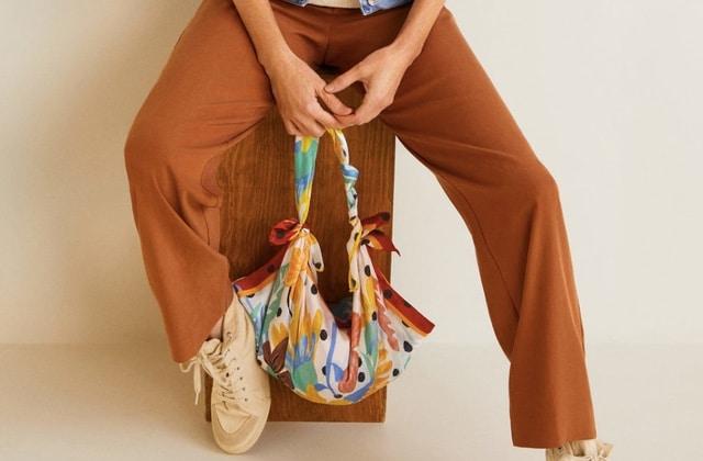 Découvre la tendance de l'été, les sacs foulards