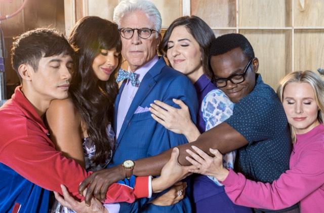 The Good Place saison 4 sera la dernière, et pour une bonne raison!