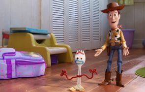 Toy Story 4 : Audrey Fleurot et Pierre Niney racontent leurs « toy stories »