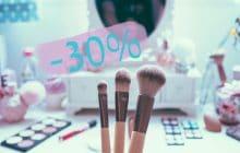 Du maquillage en promo aujourd'hui seulement sur Urban Decay