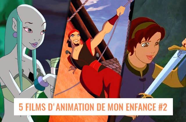 5 films d'animation (hors-Disney) qui ont marqué mon enfance #2