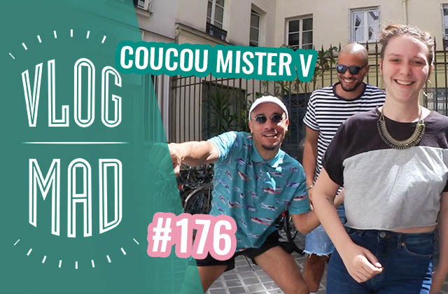Vlogmad n°176—Un jeu pour pécho et MisterV à la rédac