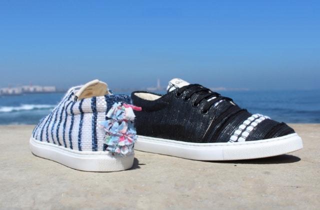 AMAZ et ses sneakers véganes reviennent dans une nouvelle collection