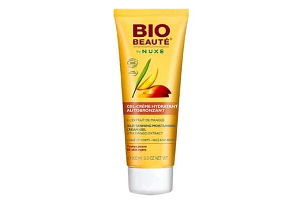 autobronzant naturel bio beauté by nuxe