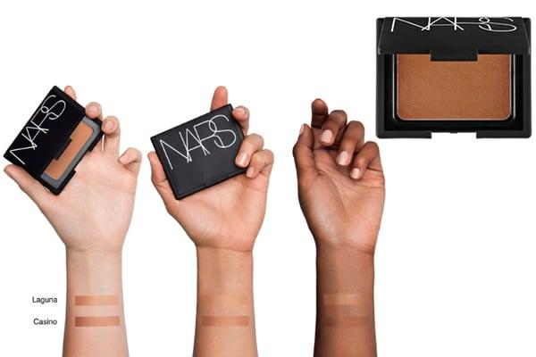 bronzer pour peau noire NARS