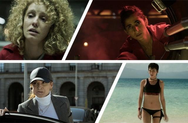 Les personnages féminins les plus badass de La Casa de Papel saison 3