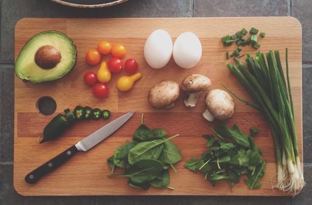 Des cours de cuisine à l'école? Je suis pour!