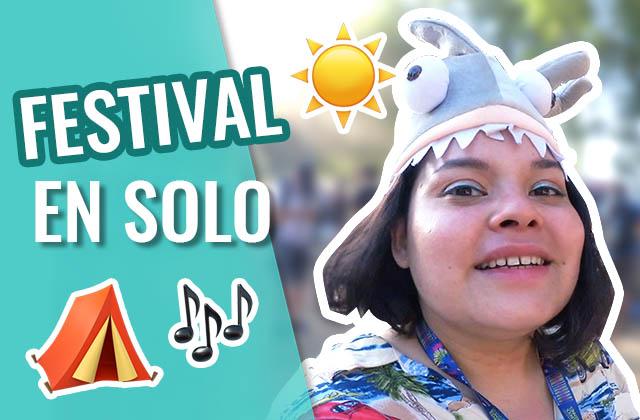 Comment faire un festival toute seule ?