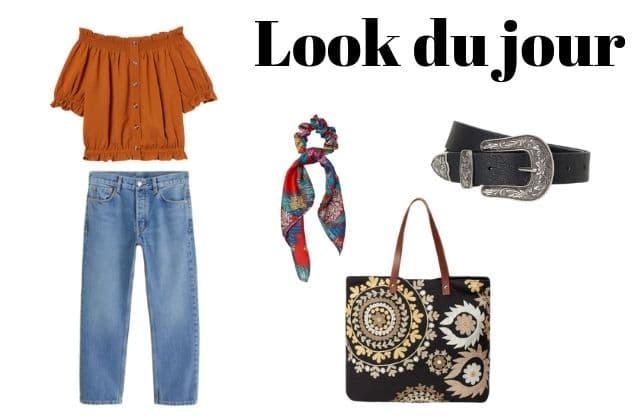 Look du jour : une tenue confort pour aller travailler en été