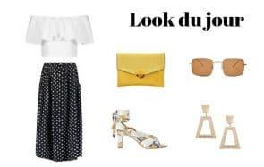 Look du jour : comment porter la jupe longue