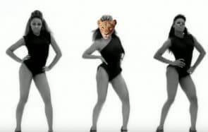 Mashup le roi lion Beyoncé