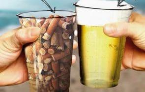 Ce bar change les mégots en bière pour nettoyer la plage