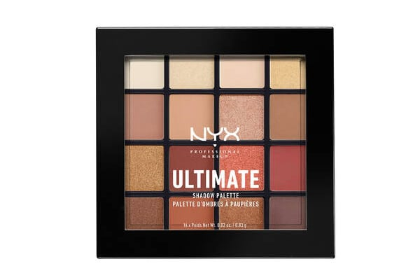 palette ultimate shadow NYX Professional Makeup
