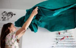 La technique ULTIME pour ranger tes draps sans prise de tête