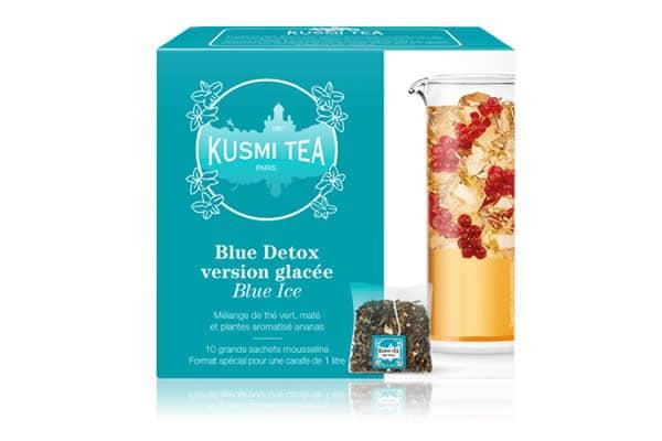 thé glacé kusmi tea