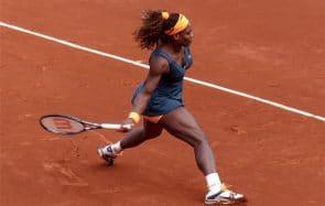 L'audace, c'est tous ces hommes pensant pouvoir marquer face à Serena Williams