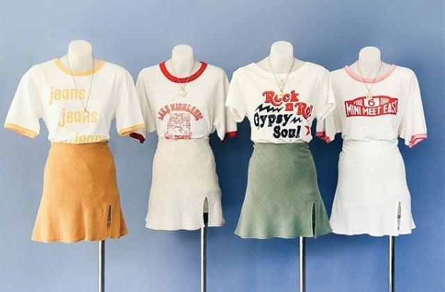 E shops mode, boutiques de vêtements originales à découvrir