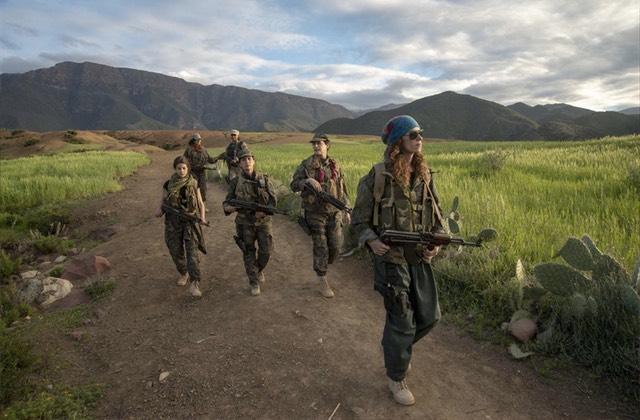 Sœurs d'Armes, un film poignant sur les combattantes kurdes
