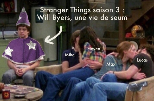 Stranger Things Saison 3 Blagues Memes Reactions Droles
